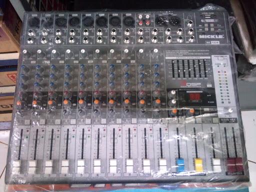 Harga Audio Mixer Mixer Perlengkapan Audio